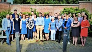 #Theo-Herbots-Open-Vld-Tienen samen met de andere kandidaten Gemeenteraadsverkizingen 2018 op de foto