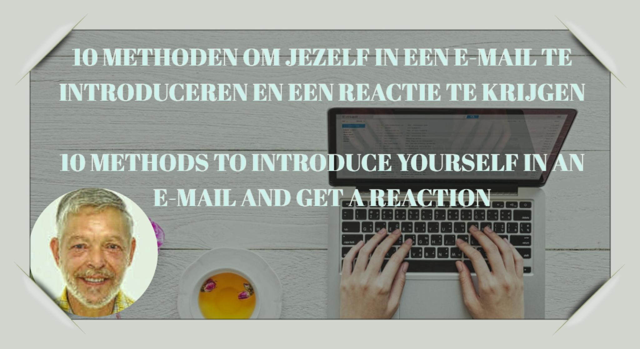 10 Methoden om jezelf in een e-mail te introduceren en een reactie te krijgen